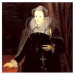 1585 Portrait of Mary Stuart