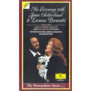Sutherland & Pavarotti – free opera screening