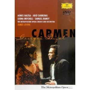 Carmen – opera screening