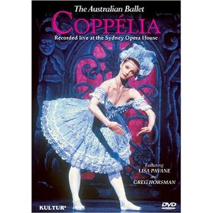 Coppelia: free ballet screening.