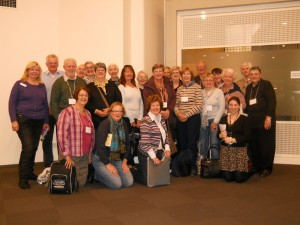 "Welcome to ""Marvellous Melbourne"" SAG tour group!"