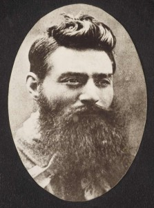 Ned Kelly the day before he was hanged 1880
