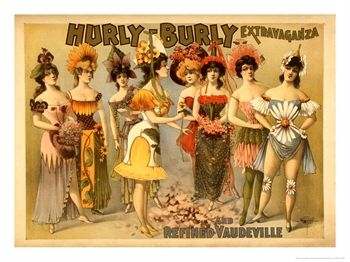 Vaudeville, Music Hall & Tin Pan Alley : Free Screening