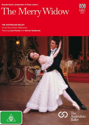 The Merry Widow: ballet screening.