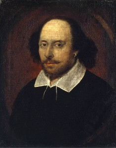 Chandos Portrait of Shakespeare, National Portrait Gallery, London
