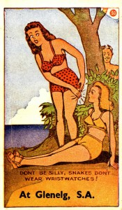 Eve Pryor Collection of Comic Postcards
