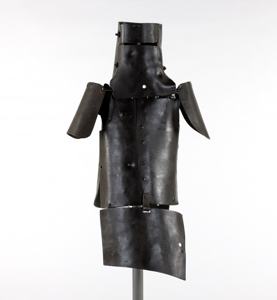 Ned Kelly's armour returns from National Museum