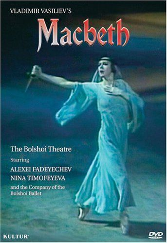 Macbeth the ballet: screening in Arts