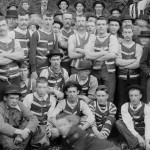 Geelong football team? ca 1860 - ca 1900