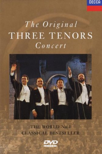 Three Tenors Concert Screening