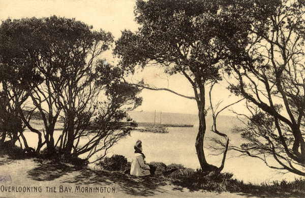 Overlooking the Bay, Mornington (H98.56/5)