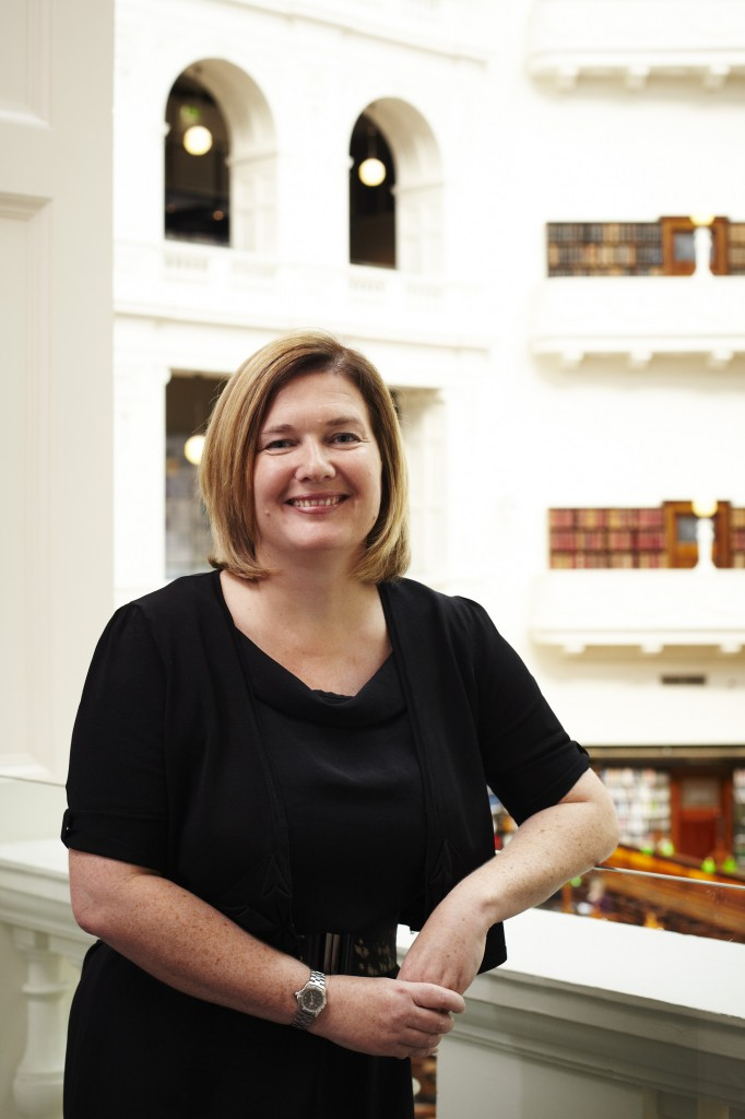 Sue Roberts begins role as CEO and State Librarian
