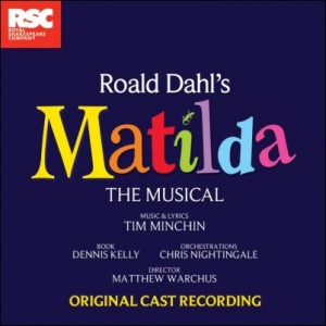 Roald Dahl's Matilda : the musical : a smash hit in Arts!
