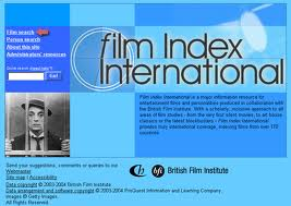State Library Victoria – Film Index International