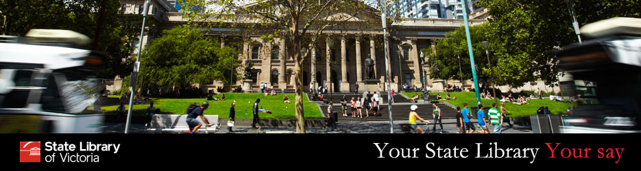 Library asks Victorians to shape its future