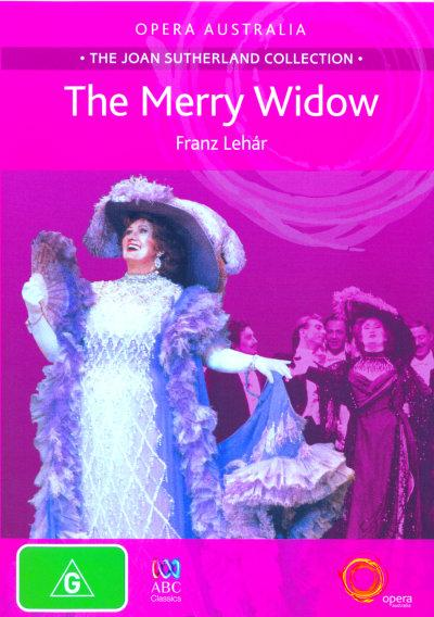 Opera Screening: The Merry Widow