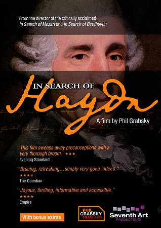New DVDs: Haydn, the New York Times, the Don & more.