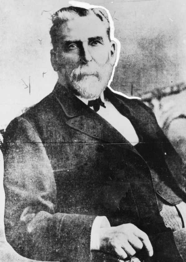 James Rutherford [developer of Cobb and Co. coaches]