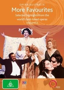 Arts on Film: opera favourites.