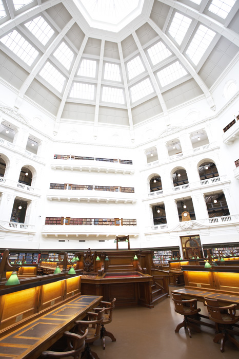 Funding announced for State Library of Victoria's iconic Dome
