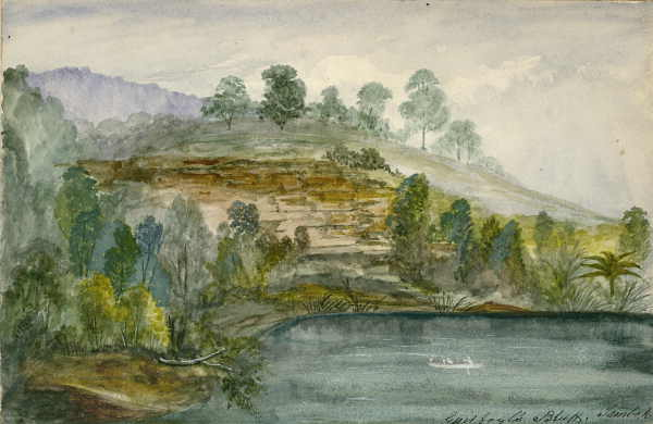 Gippsland watercolours