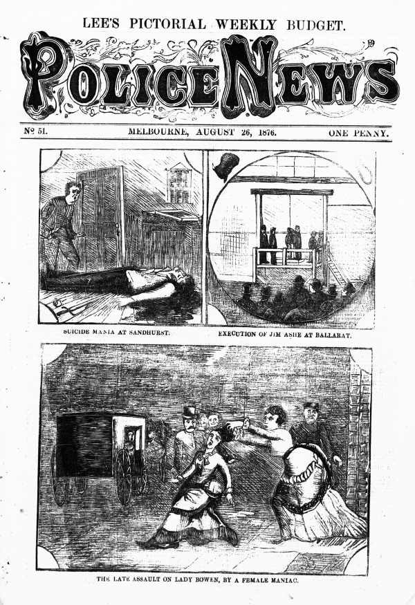Police news, August 26, 1876