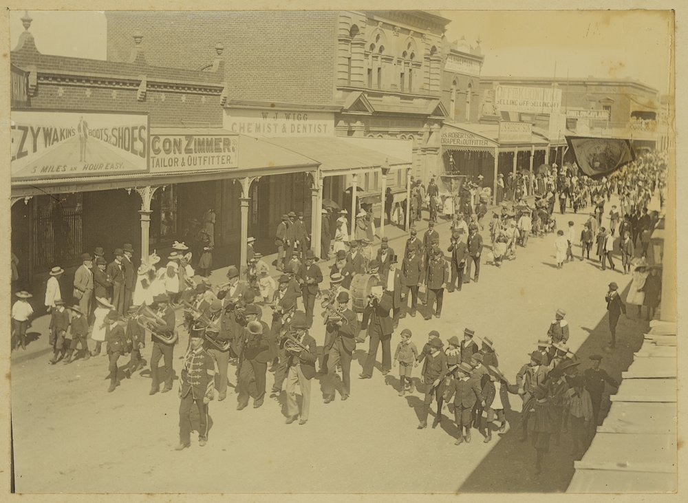 Jubilee Day in Maryborough, June 22, 1897