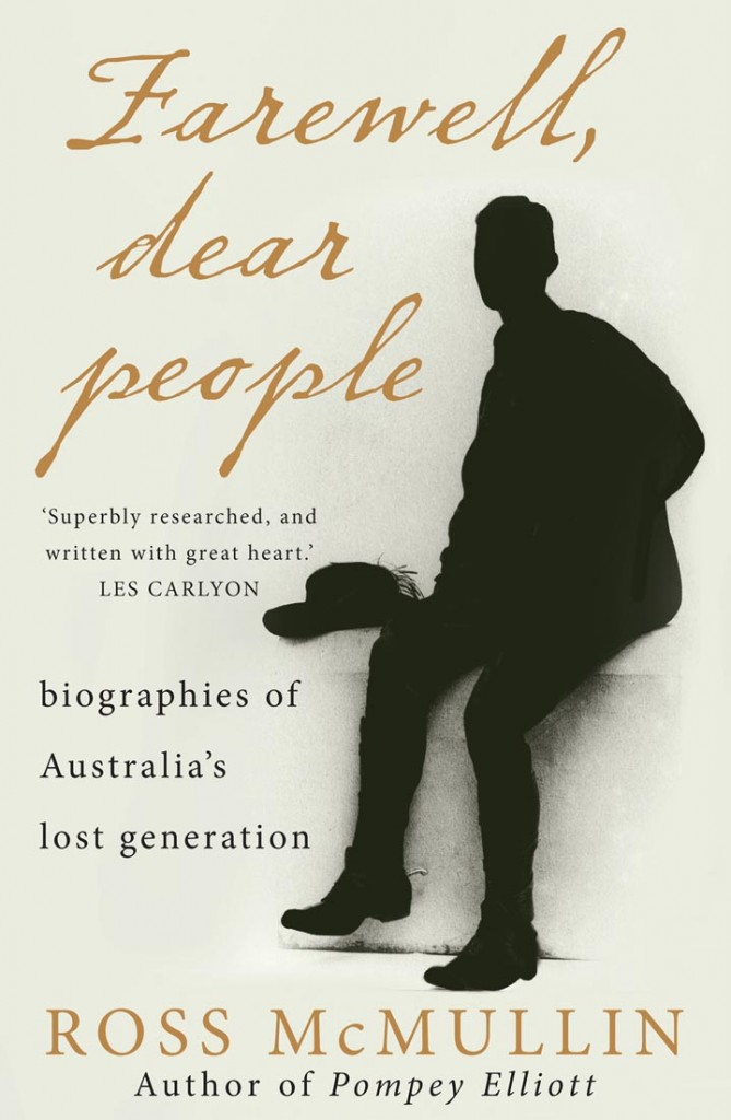 Ross McMullin wins Australian History award in 2013 Prime Minister's Literary Awards