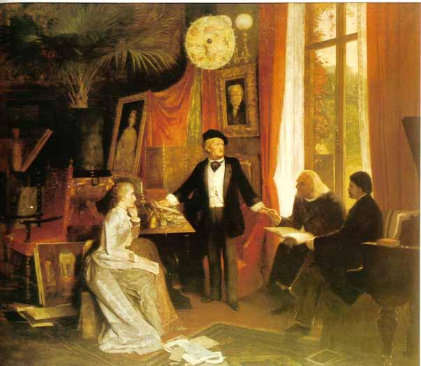 Wilhelm Beckman, 1880