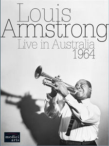 Arts on Film: Kamahl & Louis Armstrong double