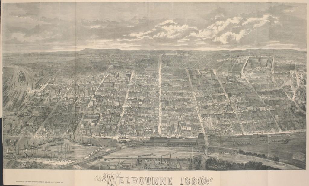 Melbourne 1880