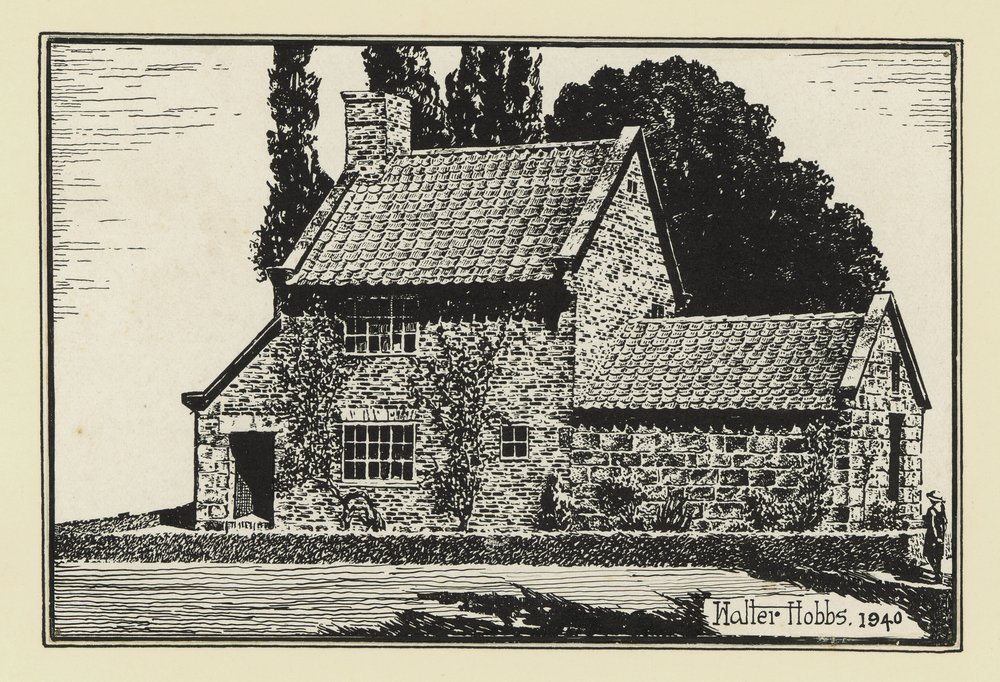 Captain Cook's cottage