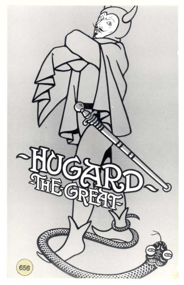 Poster for Hugard the Great