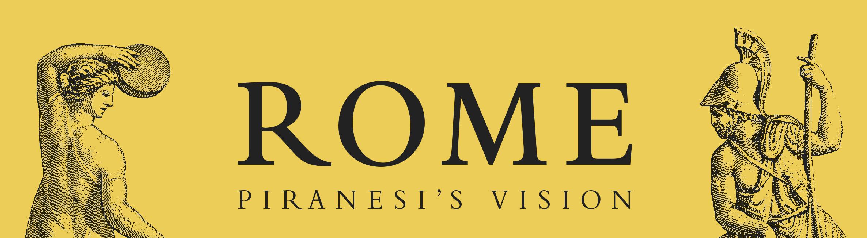 Rome: Piranesi's vision