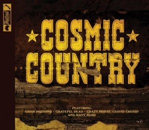 New Listening:  Chain, Cosmic Country & more