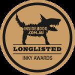 Inky awards longlist 2014
