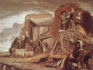 Louis Le Nain, The Cart, 1641