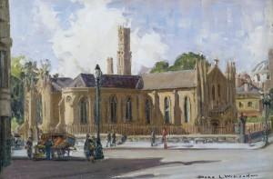 St. Francis' Church, Melbourne, c.1935