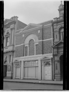 Fine Arts Society building, 100 Exhibition Street