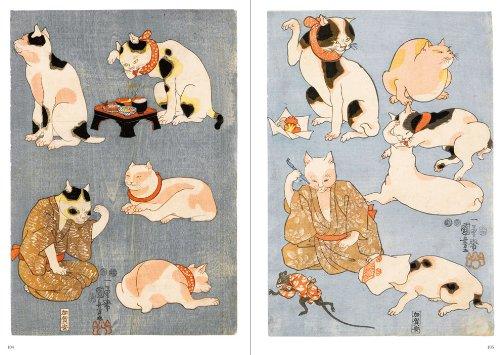 Cats in ukiyo-e. Tokyo: 2012