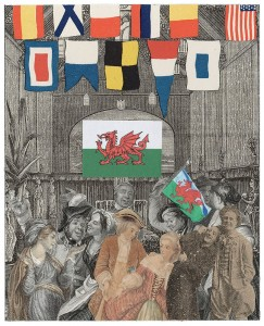 The Sailors' Arms (Under Milk Wood) by Peter Blake, 2013