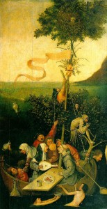Ship of Fool, Hieronymous Bosch