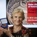 Dromkeen Medal awarded to Helen Chamberlin