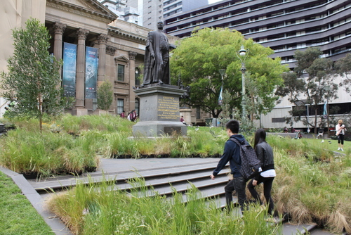 State Library Victoria – Linda Tegg\'s Grasslands opens