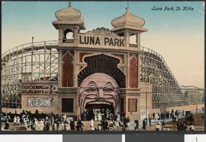 Luna Park, 1912