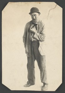 Bert Frawley, actor / Murmann Studios. Accession no: H81.97/2