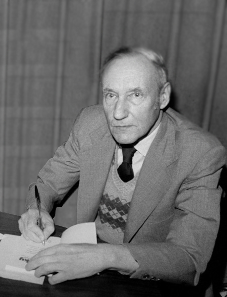 William Burroughs: Wikimedia Commons