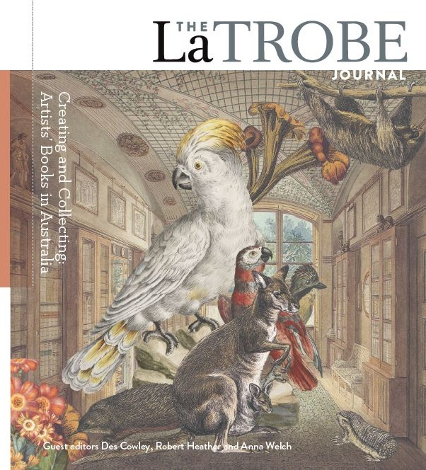 La Trobe Journal cover