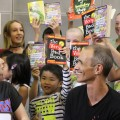 12,000 attend Children's Book Festival