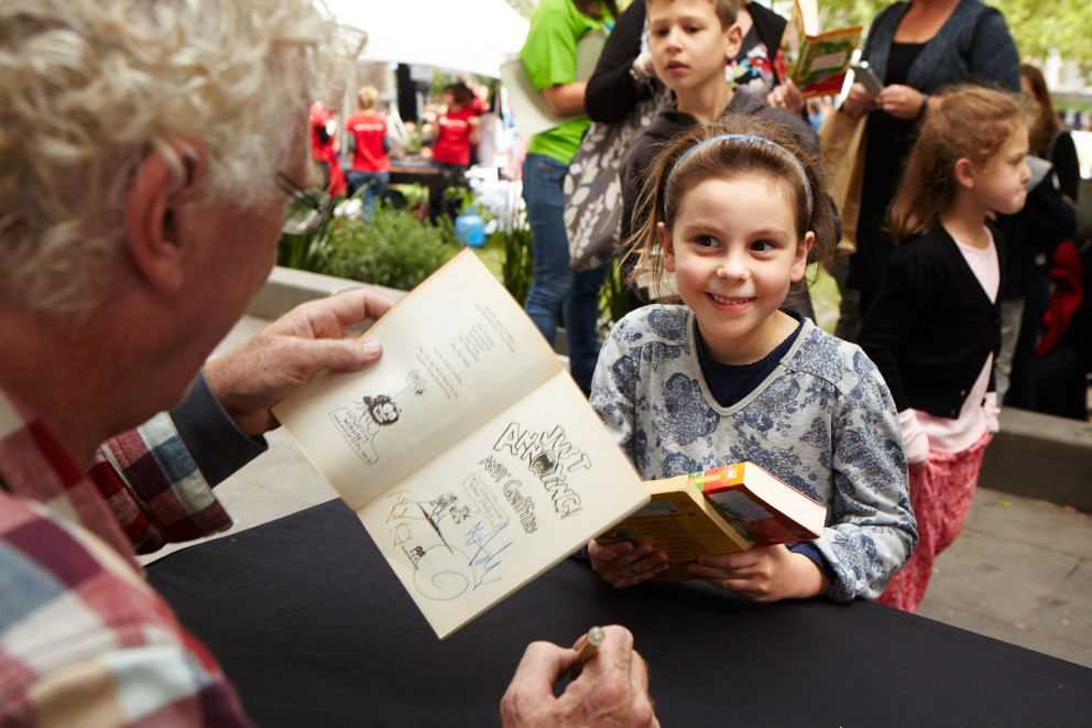 Childrens Book Festival 2014